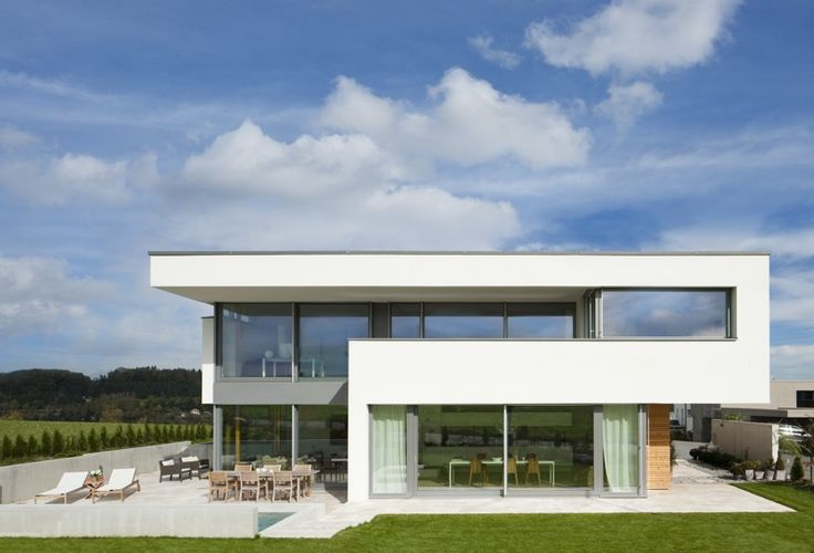 haus ah fuchs wacker architekten bda haus pinterest moderne architektur. Black Bedroom Furniture Sets. Home Design Ideas