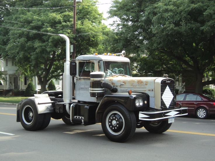 29 best images about Brockway. Trucks on Pinterest ...