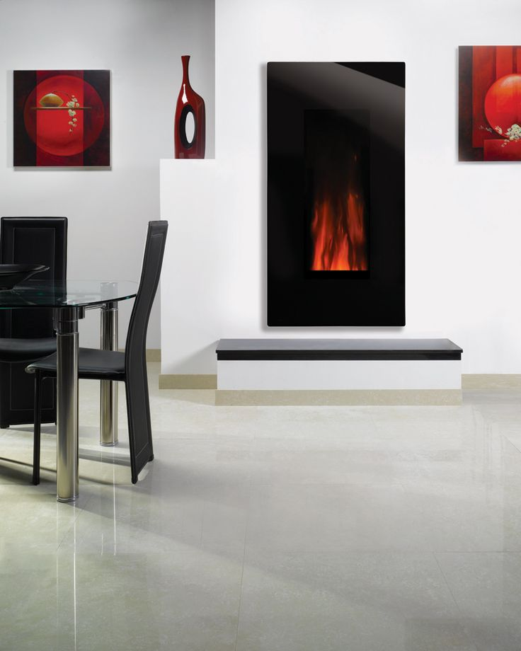 Specifically designed to add vertical presence, the sophisticated Gazco Studio Electric 22 fire will make an eye-catching addition to your living space. Th