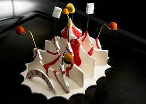 Cirque Gruss - Christian Sinicropi - Restaurant La Palme d'Or, Grand Hyatt Cannes Hôtel Martinez