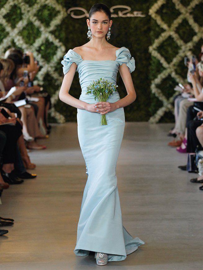 Oscar De La Renta Wedding Dresses Pinterest