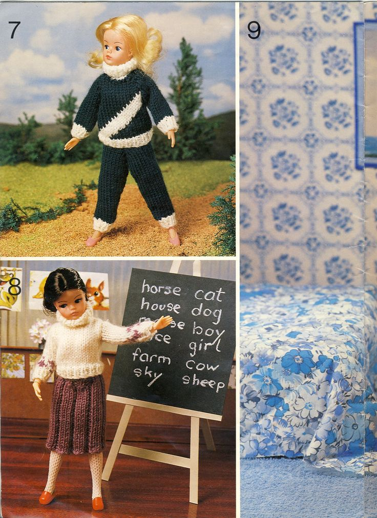 100 Best Sindy Doll Pedigree Patterns Images By Dee How On