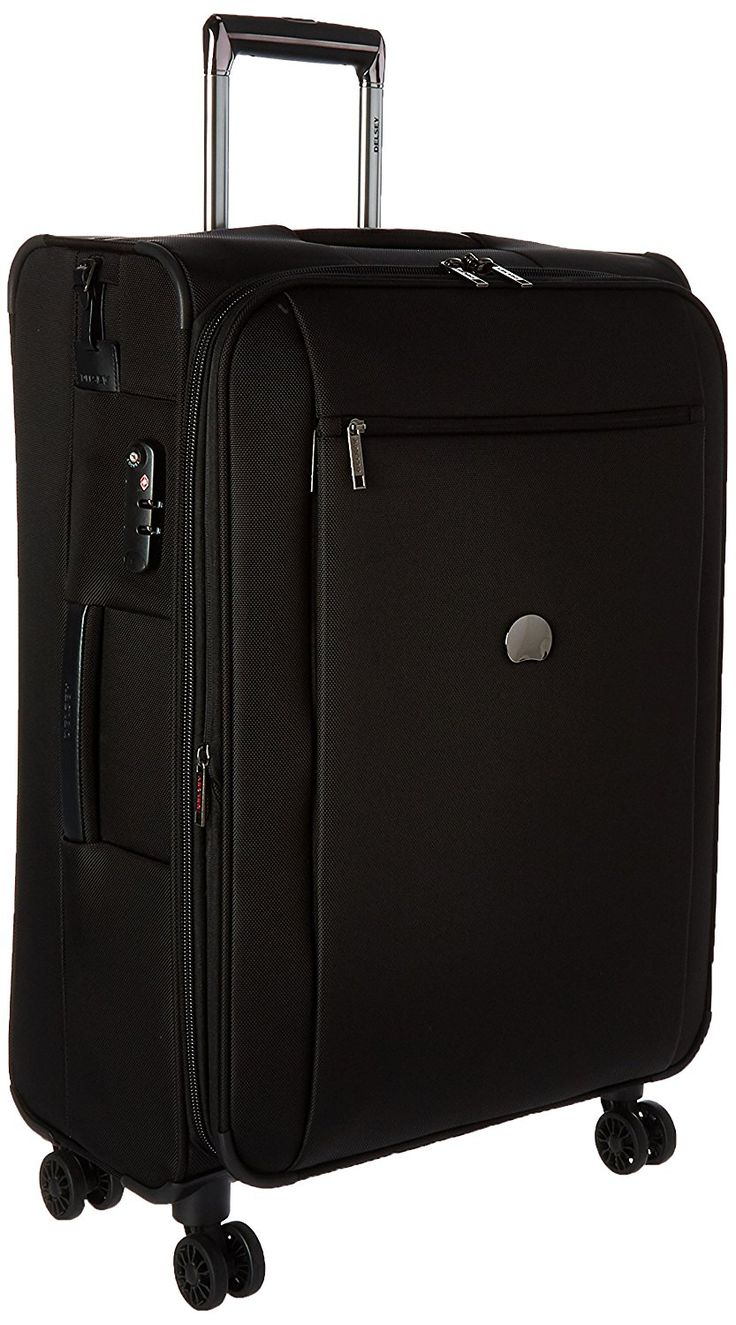 Delsey Luggage Montmartre  25 Inch Expandable Softside Spinner Suitcase *** Check out the image by visiting the link. (This is an Amazon Affiliate link)