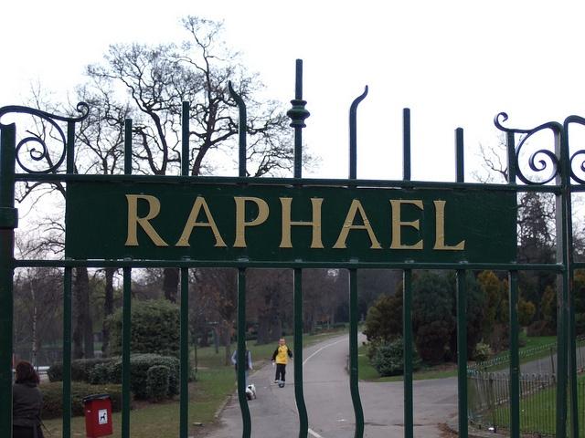 Raphael Park, Romford.