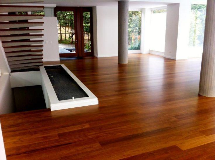 Jadoba aka brazilian cherry hardwood floors made of for Exotic hardwood flooring