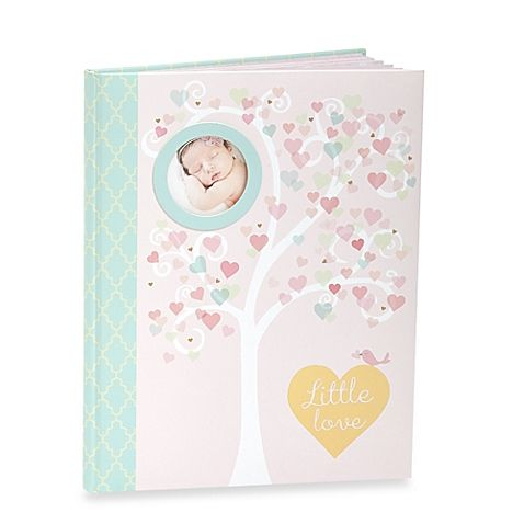 Record precious memories and milestones of baby's first 5 years with this sweet Little Love Memory Book from C.R. Gibson. Featuring 64 illustrated pages with room for photos and more to chronicle your baby's life with family and friends.