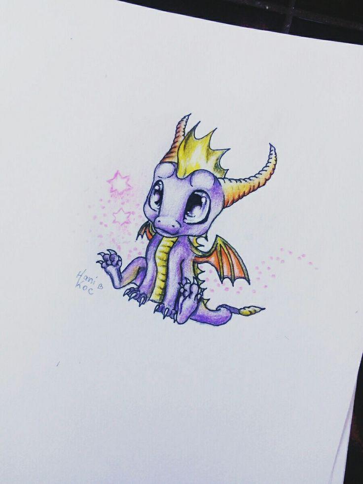 Dragon Drawing #draw #drawings #drawingideas #pencil #colored #ideas #cute #cutedrawing