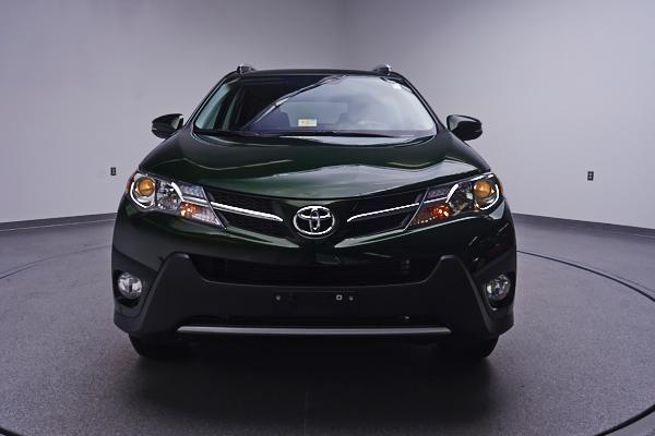 2013 #Toyota RAV4 XLE