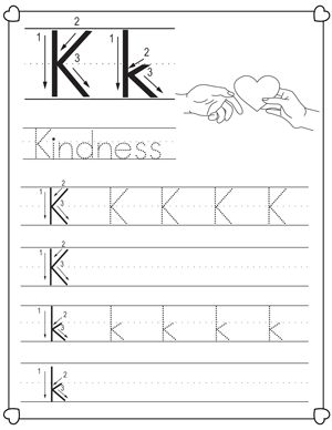 26 christmas themed letter tracking worksheets for preschoolers alphabet preschool. Black Bedroom Furniture Sets. Home Design Ideas