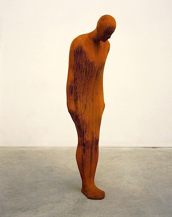 ANTONY GORMLEY | Sculptures | You, 2005. ...