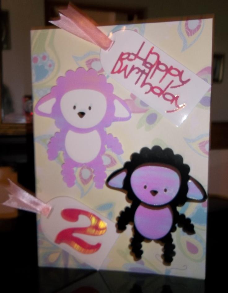 Abba's card