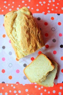 Chleb jogurtowy z ziołami z automatu