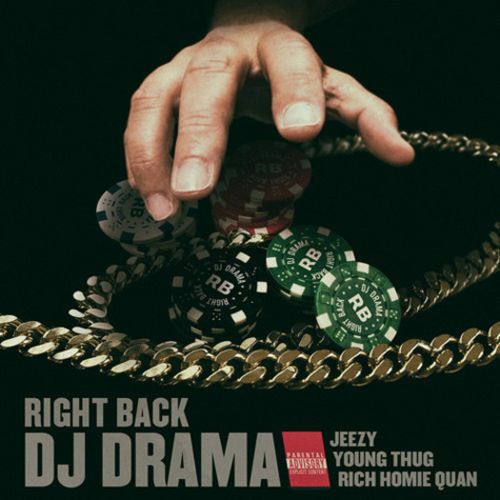 HNHH Premiere!! New single from DJ Drama with Young Thug, Jeezy & Rich Homie Quan, 'Right Back.'It looks like DJ Drama is gearing up for a new album, as he s...