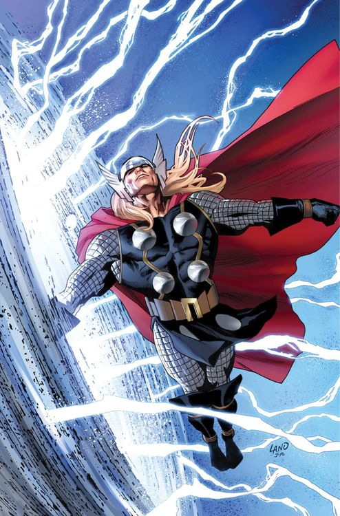 Thor by Greg Land
