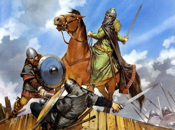 chivalrous knights vs anglo saxon warriors English and norman society we should never forget that the normans and the anglo-saxons came surrounded by a retinue of warriors.
