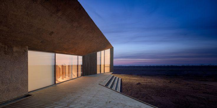 The Danish Wadden Sea Centre by Dorte Mandrup