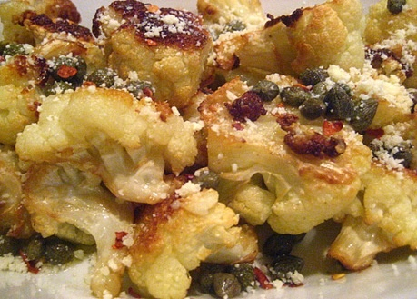 roasted cauliflower | Recipes | Healthy | Pinterest