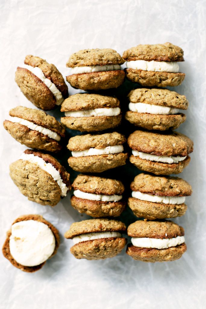Pinterest Flavor Report: Sneaky substitutions; Oatmeal cream pies.