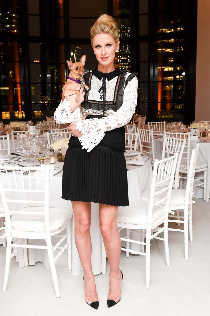 Nicky Hilton Rothschild and Rubia// Shoes