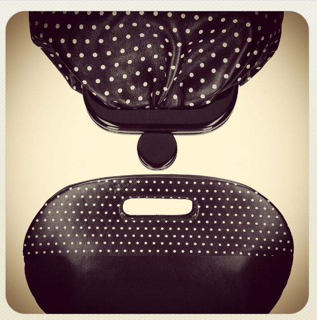 bolsa | Leather Bag | dotty & fragola #fashion #style
