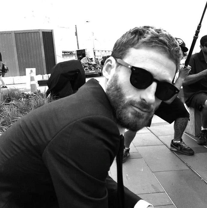dean o'gorman black and white photos | sweet-orange-sam:Black and white.I really like Dean's face. There ...