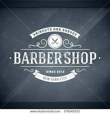 vintage american barber shop names - Google Search