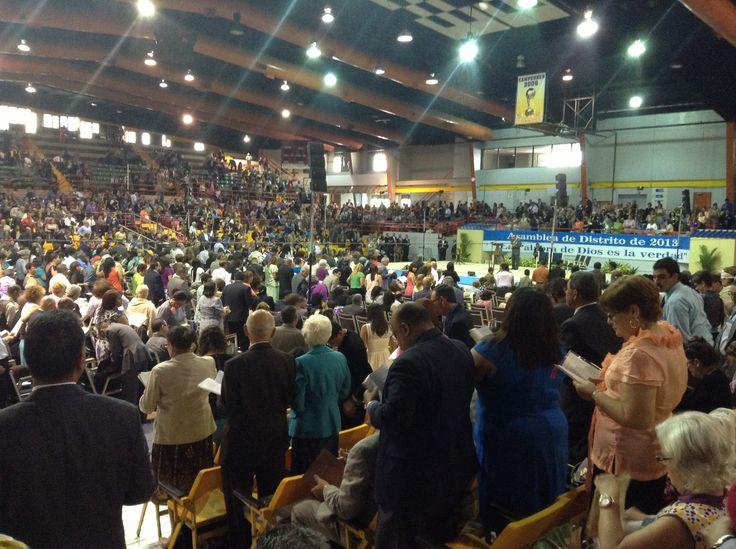 District Assembly Caguas PR July 5-7 2013