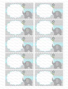 Insertar espacio en blanco para muchacho bebé ducha invitación gracias notas…