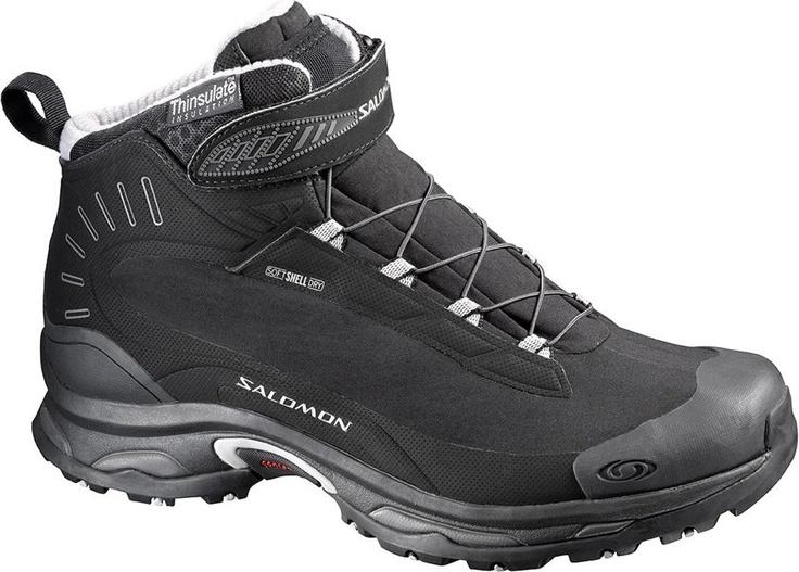 Salomon Men's Deemax 2 Dry Winter Boot: Shoes