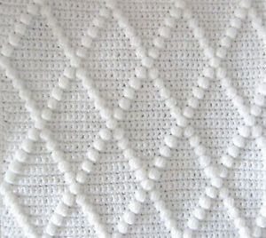 crochet bobble chart - Google Search
