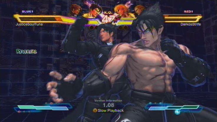 street fighter 5   Street Fighter x Tekken   JusticeSoulTuna   Page 2