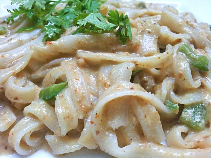 Asian Wide Noodles