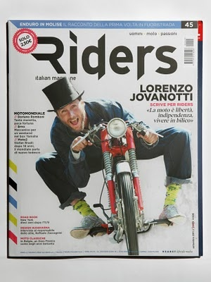 Riders Issue