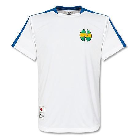 Camiseta del Nankatsu Shogaku Local - 1era Temporada (Okawa) Campeones: Oliver y Benji / Supercampeones / Captain Tsubasa