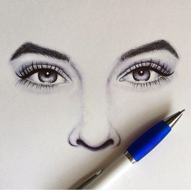 olhos #olhar #arte