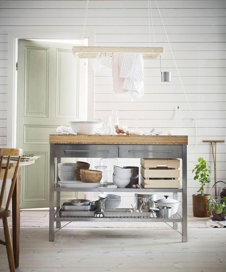 Les 86 meilleures images du tableau Les cuisines IKEA sur Pinterest