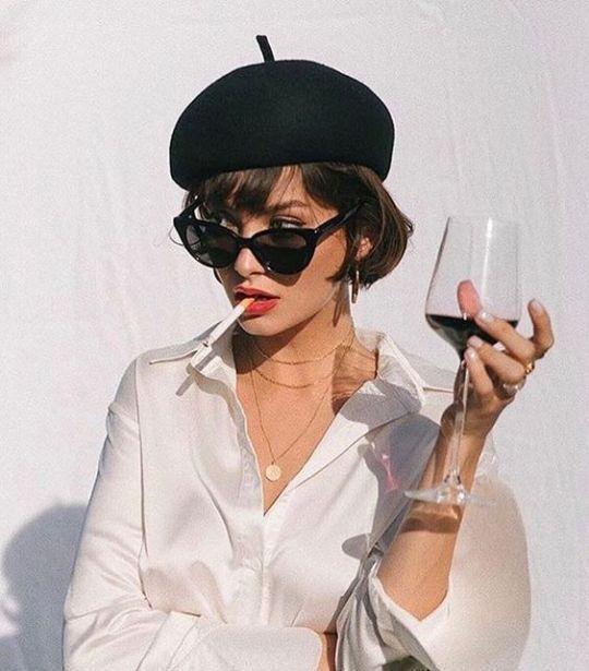 Ich habe diesen Artikel über Modetrends für 2019…