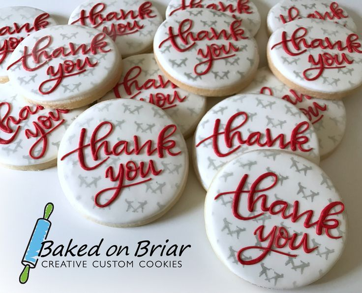 https://flic.kr/p/T9e8gG | Corporate thank you cookies