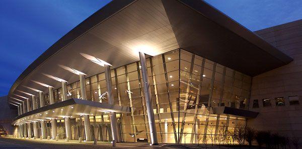 The Dallas Convention Center