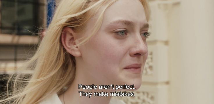 """anamorphosis-and-isolate: """"— Very Good Girls (2013) """"People aren't perfect. They make mistakes."""" """""""