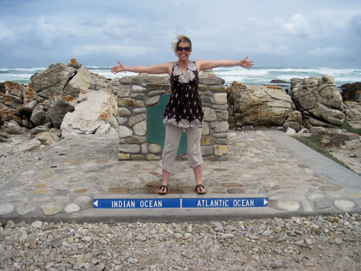 It is so exciting to know that when you stand here, you are at the southern tip of this vast continent…north, the African continent stretches for over 4,500miles to the Mediterranean Sea.   That in itself makes this a special place!