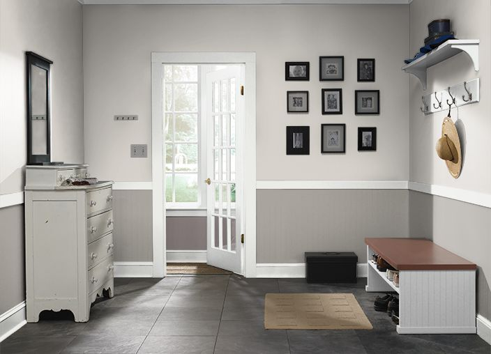 Behr.com. I used these colors: GALLERY WHITE(PPU12-12),BURNISHED CLAY(PPU18-9),PERFECT TAUPE(PPU18-13),HAZY SKIES(PPU14-12),FASHION GRAY(PPU18-15),FASHION WEEK(MQ1-37),