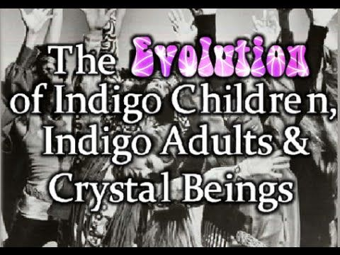 Ever wonder why you're different? of course everyone is individually unique...The Evolution of Indigo Children, Indigo Adults and Crystal Beings
