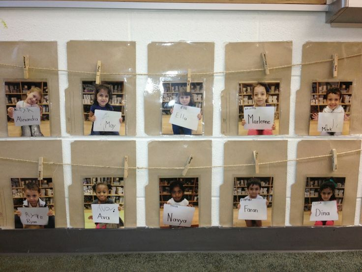 """Finding photos on the 'Daily Writing Wall' - from Transforming our Learning Environment into a Space of Possibilities ("""",)"""