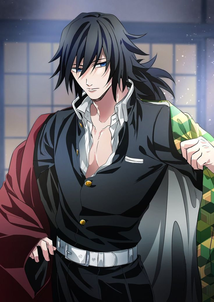 Her Yandere Giyuu Tomioka X Reader Pleasure Anime Demon Slayer Anime Anime Guys