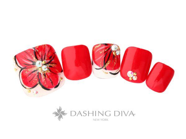 夏フットネイル特集 2016 ジェルネイルデザイン ダッシングディバ DASHING DIVA