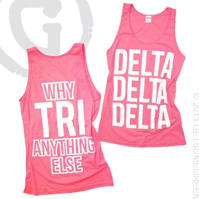 this with sigma sigma sigma! so cute!