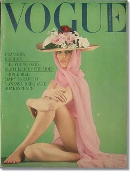 UK Vogue July 1964