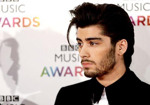 Zayn British Music Awards