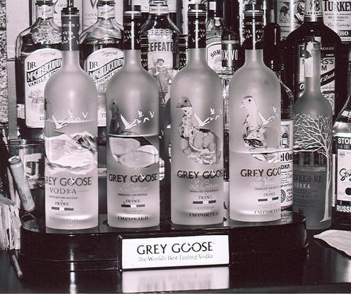 Gray Goose Vodka